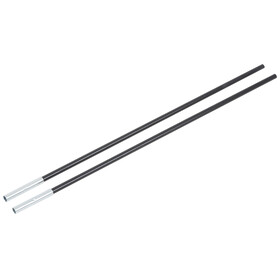 CAMPZ Fiberglass Rod with Sleeve 9mm/0,55m 2-pack